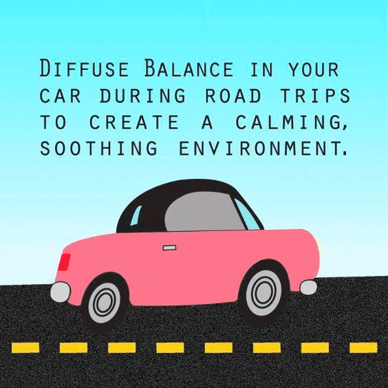Essential Oils for Driving