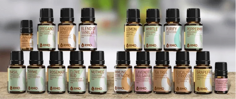 RMO Essential Oils